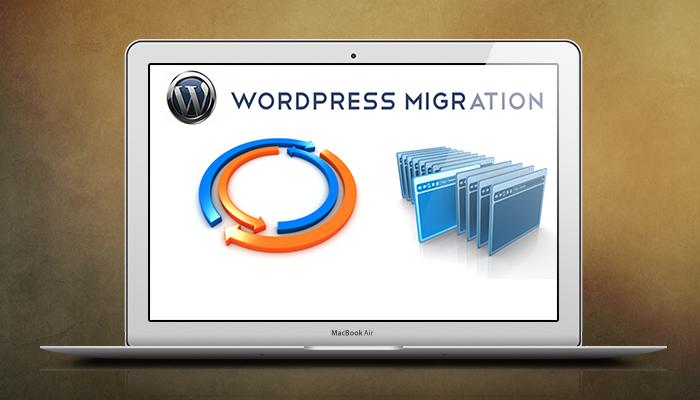 Wordpress website migration through duplicator